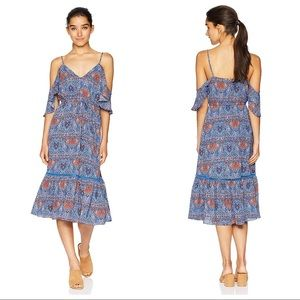 NWT Jack BB Dakota Marrakesh Express Printed Dress